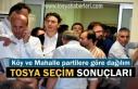 TOSYA 24 HAZİRAN GENEL SEÇİM SONUÇLARI