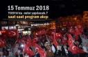 15 Temmuz 2018 Pazar Günü Tosya'da Neler Yapılacak