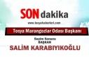 Tosya Marangozlar Odası Seçimin Salim Karabıyıkoğlu...