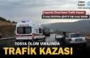 Tosya D-100 Karayolu Ölüm Virajında Zincirleme...
