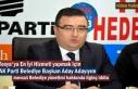 AK Parti Tosya Belediye Başkan Aday Adayı Hasan...