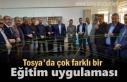 Tosya'da Okul Yöneticilerinin Eğitimi Semineri...