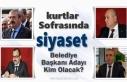 Tosya'da Kurtlar Sofrasında Belediye Başkan...