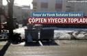 Tosya'da Çöpten Yemek Toplayan Vatandaş Yürekleri...