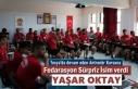 Tosya'da Antrenör Kursuna Sürpriz İsim Verildi