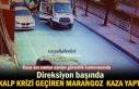 Tosya'da Kalp Krizi Geçiren Şoförün Kaza...