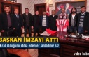Tosya Belediye Başkanı Tosyaspor'a Transfer...