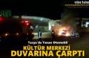 Tosya'da Geceyarısı Otomobil Cayır Cayır...