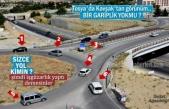 Tosya-Çorum Kavşağında Yaşanan Trafik Çelişkisi