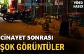 Tosya'da 2 kişinin öldüğü silahlı Olay Sonrası Şok Görüntüler