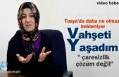 Tosya'da Köpeklerin Saldırısına Uğrayan Kadın Dehşeti Anlattı
