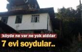 Tosya'da Hırsızlık Olayı