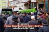 Tosya'da ''Minare Gölgesi ve Beş Parmak Kalıbı'' Satan Esnaf Vefat Etti
