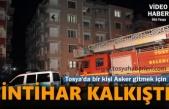 Tosya'da Askere gidemediği için İntihar Girişiminde bulundu iddiası
