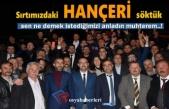 31 Mart Seçimlerinde ''Sırtımızdaki Hançeri Söktük''