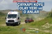 Çaykapı Köyünde Cinayet Olay 3 Ölü,1 Ağır Yaralı