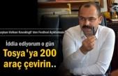 Belediye Başkanı Volkan Kavaklıgil ''Festival Günü D-100'den Tosya'ya 200 Araç Çevirin''