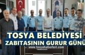 Tosya Belediyesi Zabıtasının Gurur Günü