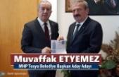 MHP Tosya Belediye Başkanı Aday Adayı Muvaffak Etyemez