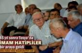 Tosya İmam Hatip Mezunları 45 yıl Sonra Bir Araya Geldi