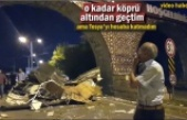 Tosya Kemer Köprüde Akılalmaz Kaza