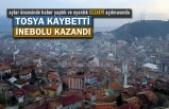 CEZAEVİ SAVAŞINDA TOSYA KAYBETTİ ;İNEBOLU KAZANDI