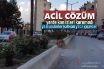 Motosiklet Kazası Sonrası Vatandaşlar Yetkililere Seslendi