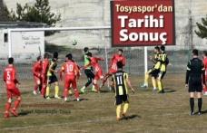 Tosyaspor'dan Cidespor Karşısında Tarihi Sonuç