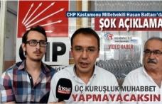 CHP KASTAMONU MİLLETVEKİLİNDEN ÖNEMLİ UYARI''HADDİNİ AŞMAYACAKSIN ''