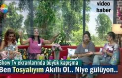 Show Tv'de yayınlanan ''Damat Bayıldı''Programına Tosyalı Gelin Damga Vurdu