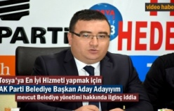 Hasan Mete Dikişci AK Parti Aday Adayı