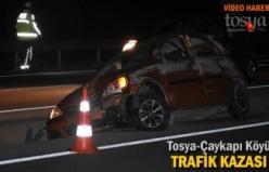 Tosya Çaykapı Köyü Trafik Kazası