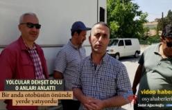 Tosya'da Otobüs Şoförü Yolculuk Esnasında Kalp Krizi Geçirdi