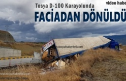 Tosya D-00 TIR Kazası