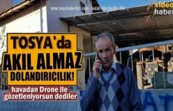 Tosya'da Çiftçi İlginç Bir Yöntemle Dolandırıcıların Tuzağına Düştü