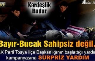 TOSYA'DA BİR ESNAF BAYIR-BUCAK TÜRKMENLERİNE...