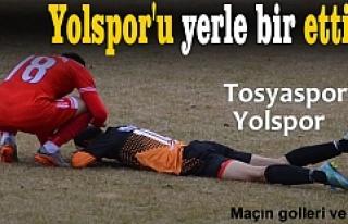 TOSYASPOR ADIM ADIM ŞAMPİYONLUĞA