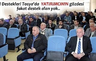 KOSGEB DESTEKLERİ TOSYA SANAYİCİ VE YATIRIMCILARA...