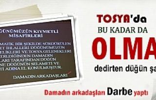 Tosya İHA Muhabiri Ağacıkoğlu'nun oğlu, dünya...