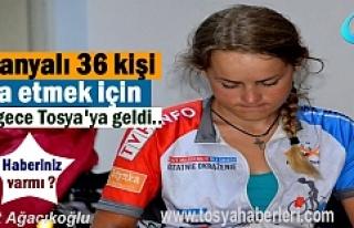 Dünya barışı için bisikletle yola çıkan 36...