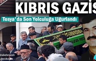 Kıbrıs Gazisi Tosyalı Mehmet Çilek Hayatını...