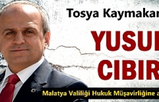 Tosya Kaymakamı Yusuf Cıbır Malatya Valiliği Hukuk...