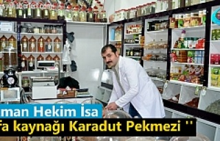 Tosya Lokman Hekim İsa''Şifa Kaynağı...
