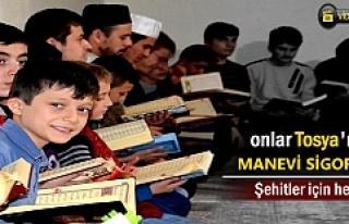 Tosya'nın Manevi Sigortası Hamzababa Kuran...