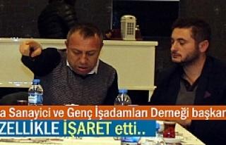 Tosya Sanayici ve Genç İşadamları Derneği Başkanı...