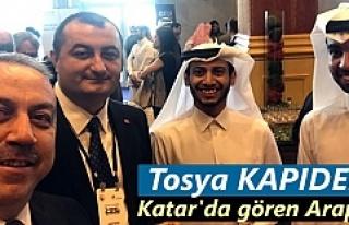 Tosya KAPIDER Katar Big-5 Yapı Fuarında