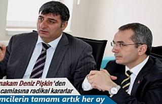 Tosya Kaymakamı Deniz Pişkin'den Eğitime Radikal...