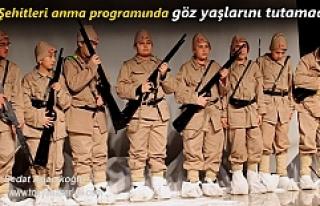 Tosya'da Şehitleri Anma Programı Düzenlendi
