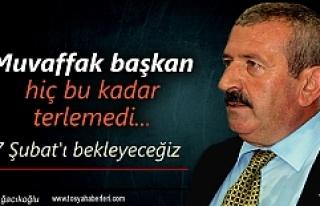 Tosya MHP İlçe Teşkilatı 7 Şubat tarihini bekliyor