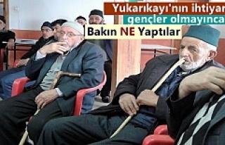 Tosya'nın Köylerinde Çiftçi Eğitim Toplantıları...